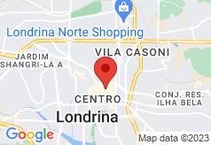 Bristol Multy Londrina on map