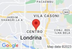 Bourbon Londrina Business Hotel on map