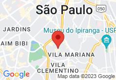 Brazilodge All Suites Hostel on map