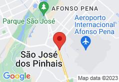 Bourbon Dom Ricardo Aeroporto Curitiba Business Hotel on map