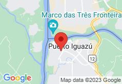 Iguassu Flower Garden on map
