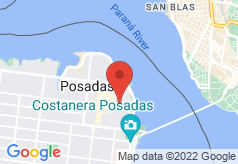 Posadena Linda Hostel on map