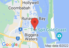 Broadwater Shores on map