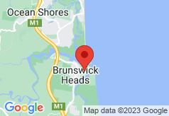Brunswick River Inn on map