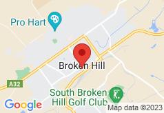 Broken Hill Tourist Lodge on map
