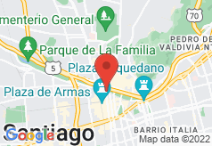 Boutique Casa Altura Hostal on map