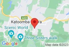 Broomelea Bed & Breakfast on map