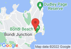 Bondi Hotel on map