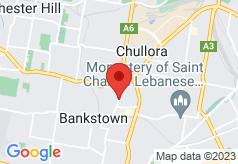 Breakfree Bankstown International on map