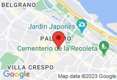 Borges Design Hostel on map