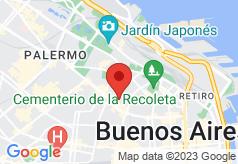 Casona De Tango Recoleta on map