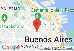 El Castillo Buenos Aires Hotel on map