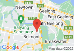 Econo Lodge Hacienda Motel Geelong on map
