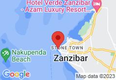 Breezes Beach Club & SPA on map