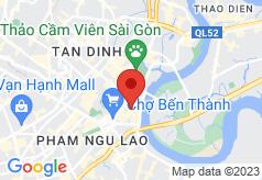 Bong Sen 1 on map