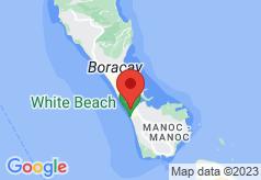 Boracay Sands on map