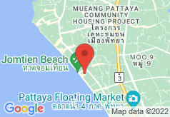 Boutique Jomtien on map