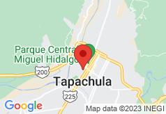 Boutique Casa Mexicana on map