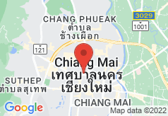 168 Chiangmai Guesthouse on map