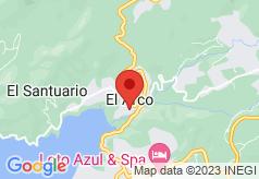 Brisas Del Lago on map