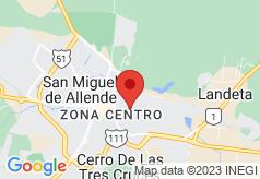 Boutique Casa Angelitos on map