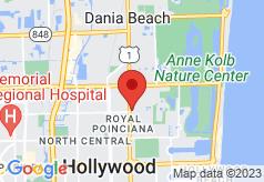 Econo Lodge Hollywood on map