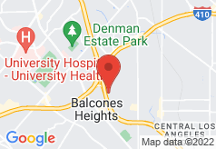 Howard Johnson Inn And Suites Central San Antonio on map