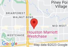 Houston Marriott Westchase on map