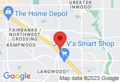 Econo Lodge Houston on map