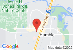 Econo Lodge Inn & Suites Airport Humble on map