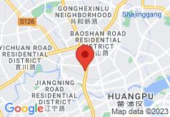Brightel All Suites Shanghai (formerly Golden Tulip Ashar Suites Shanghai Central) on map