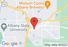 Econo Lodge Inn & Suites Albany on map