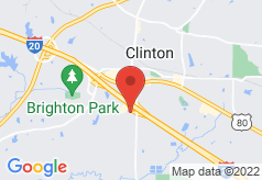 Econo Lodge Clinton on map
