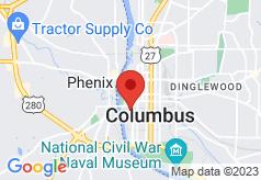 Columbus Marriott on map