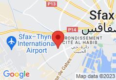 Borj Dhiafa Hotel on map