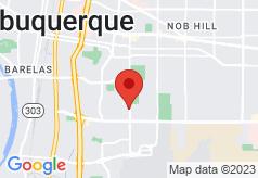 Econo Lodge Inn & Suites Albuquerque Airport on map