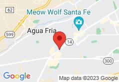 Econo Lodge Inn & Suites Santa Fe on map