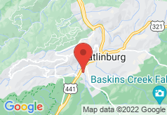 Quality Inn Creekside on map