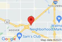 Econo Lodge Inn & Suites Tulsa on map