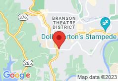 Branson's Best Motel on map