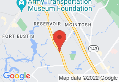 Econo Lodge Ft. Eustis on map