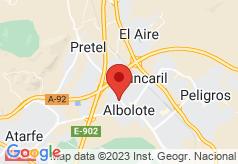 BS Principe Felipe on map
