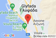 Brasil Suites on map