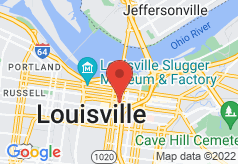 Econo Lodge Downtown Louisville on map