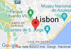 Botanico on map