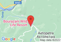 Bourazani Hotel on map