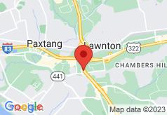 Econo Lodge Harrisburg on map