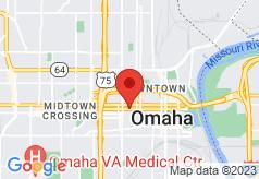 Econo Lodge Downtown Omaha on map