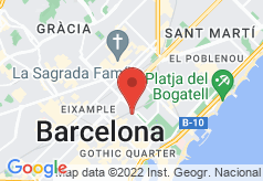 Born Barcelona Hostel on map
