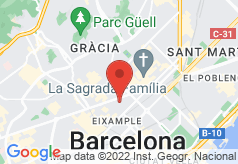 Bruc Barcelona Hostel on map